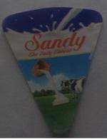 EGYPT - SANDY Cheese Label  Etiquette De Fromage - Quesos