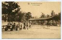 CPA - Carte Postale - Belgique - Bruxelles - Schaerbeek - Le Parc Josaphat ( SV5837) - Schaerbeek - Schaarbeek