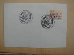 Enveloppe 1er Jour CALE DE HALAGE 20 Juin 1987 - Lettres & Documents