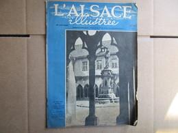 L'Alsace Illustrée / N° 12 / Juin 1950 - Alsace