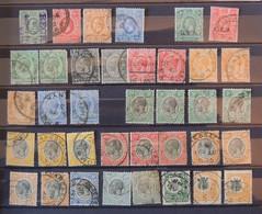 East Africa And Uganda //  GEA  //  Kenya - Uganda - Tanganyika - Old Stamps - Kenya, Uganda & Tanganyika