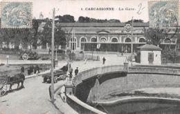11-CARCASSONNE-N°C-4335-E/0177 - Carcassonne