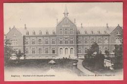 Enghien - Hôpital Civil - Façade Principale -1905 ( Voir Verso ) - Enghien - Edingen