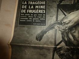 1952 RADAR:Tragédie Mine De Frugères;Deux Japonais De Saïpan(Ide Toshiycshi Et Toshiji Kamigawara);Courlon-sur-Yonne;etc - Zeitungen