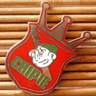 "Joli Pin's Chien ""Chipie"", émail Grand Feu, TBQ, Pins Pin. - Animals"