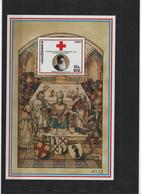 BLOC CROIX ROUGE PARAGUAY - Red Cross