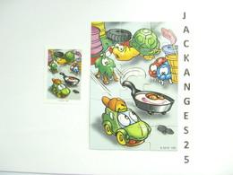 KINDER PUZZLE K03 N 109 2002 + BPZ - Puzzles