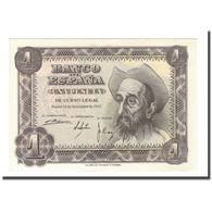 Billet, Espagne, 1 Peseta, 1951, 1951-11-19, KM:139a, NEUF - [ 3] 1936-1975 : Régence De Franco