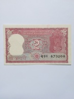 INDIA 2 RUPIE - India