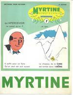 Mnemotechnie N°7 (publicité Médicale Pour Myrtine Béral) - Publicidad