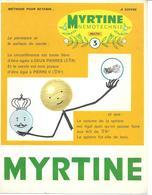 Mnemotechnie N°3 (publicité Médicale Pour Myrtine Béral) - Publicidad