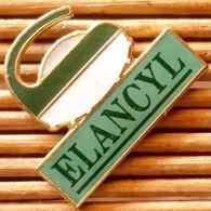 Joli Pin's Elancyl, émail Grand Feu, TBQ, Pins Pin. - Trademarks