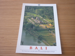 Mengwi Pura Taman Ayun Temple Indonesia Bali Postcard Carte Postale - Cartes Postales