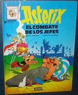 ASTERIX.EL COMBATTE DE LOS JEFES. - Livres, BD, Revues