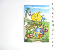 KINDER PUZZLE K03 N 107 2002  SANS OHNE WITHOUT BPZ - Puzzles