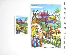 KINDER PUZZLE K03 N 106 2002 + BPZ - Puzzles
