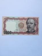 PERU 5000 SOLES DE ORO 1985 - Perù