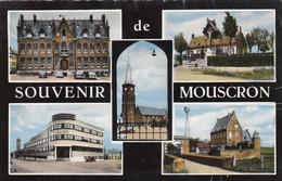 Mouscron.  Multivues - Mouscron - Moeskroen