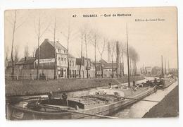 59 Roubaix, Quai De Wattrelos (A5p76) - Roubaix