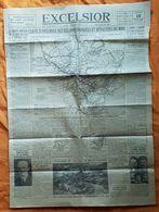 JOURNAL - LOT DE 2 - EXCELSIOR - LES INONDATIONS DU MIDI - EN DATE DU 9 ET 13 MARS 1930 - Newspapers