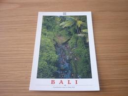 Purification Ritual In Ubud Indonesia Bali Postcard Carte Postale - Cartes Postales