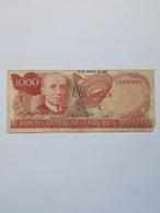 COSTA RICA 1000 COLONES 1994 - Costa Rica