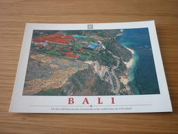 Bali Cliff Hotel Indonesia Bali Postcard Carte Postale - Cartes Postales
