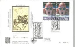 MATASELLOS 2004  SANT JORDI - 1931-Hoy: 2ª República - ... Juan Carlos I