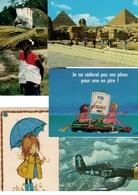 Lot De 620 Cartes - Postcards