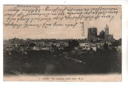 + 1373 ,  Feldpost,  Laon - War 1914-18