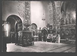 Nice - Cathédrale Orthodoxe Russe - Intérieur Côté Gauche - Monuments, édifices