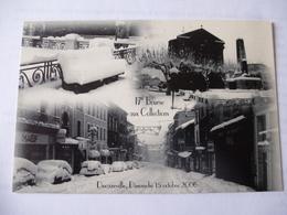 DECAZEVILLE (12) : 17 ème Bourse Aux Collections Le 15 Octobre 2006 - Voir Les 2 Scans - Collector Fairs & Bourses