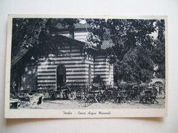 1948 - Imola - Parco Acque Minerali - Animata - Ed. Morini - 2 Francobolli - Imola