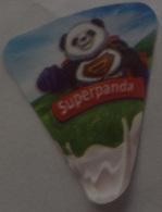 EGYPT - SUPER PANDA Cheese Label  Etiquette De Fromage - Käse