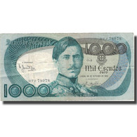 Billet, Portugal, 1000 Escudos, 1982, 1982-10-26, KM:175e, TTB - Portugal