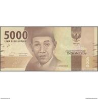 TWN - INDONESIA NEW - 5000 5.000 Rupiah 2016 Various Prefixes UNC - Indonesia