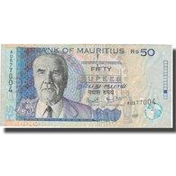 Billet, Mauritius, 50 Rupees, 2006, 2006, KM:50d, TTB - Maurice