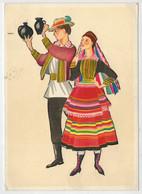 LUBLINIACY   COSTUMES FOLKLORIQUES  DE LA  REGION  DE  LUBLIN                 (NUOVA) - Polonia