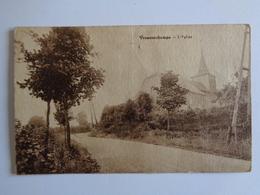 Francorchamps - L'Eglise - Stavelot