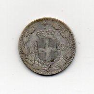 Italia - 1882 - 2 Lire - Umberto I° - Roma - Argento 835 - (MW1546) - 1861-1946 : Regno