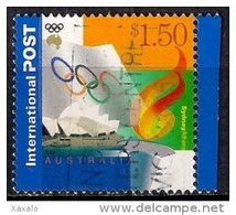Australia 2000 - Olympic Games - Sydney - Usados