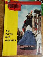 ATH:TRES BEAU N° 10 DU 11 MARS 1966 DE TREMPLIN-AU PAYS DES GEANTS-ARTICLE AVEC PHOTOS-18 PAGES - Livres, BD, Revues