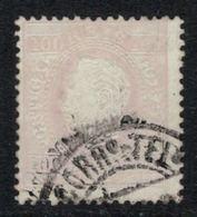 Portugal // 1870-1880 // 100r Lilas - 1862-1884 : D.Luiz I