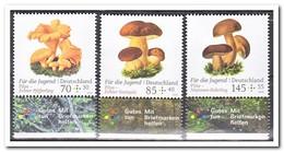 Duitsland 2018, Postfris MNH, Mushrooms - Neufs