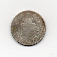 Italia - 1883 - 2 Lire - Umberto I° - Roma - Argento 835 - (MW1547) - 1861-1946 : Regno