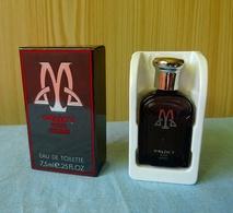 """Miniature """"MAXIM'S Pour HOMME De MAXIM'S Eau De Toilette 7,5 Ml Dans Sa Boite (M076) - Modern Miniatures (from 1961)"""
