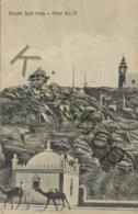 Sheikh Said Tomb - Aden  (FE134 - Postcards