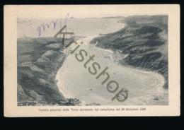 Veduta Generale Delle Terre Devastate Dal Cataclisnma Del 28 Dicembre 1908 [ FG 105 - Italie