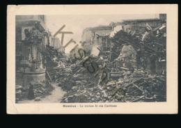 Messina 1908 - Le Rovine Di Via Cardines [ FG 107 - Italie