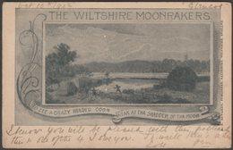 The Wiltshire Moonrakers, 1902 - Edwards U/B Postcard - England